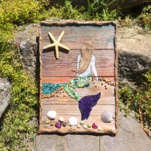 mosaic mermaid class